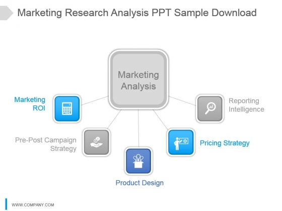 Marketing Research Analysis Ppt Sample Download