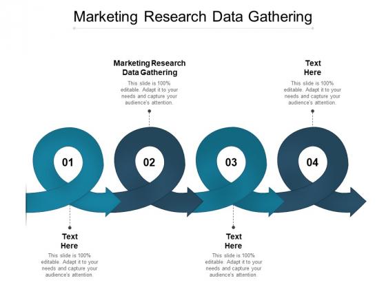 Marketing Research Data Gathering Ppt PowerPoint Presentation Slides Design Templates Cpb