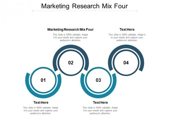 Marketing Research Mix Four Ppt PowerPoint Presentation Inspiration Gridlines Cpb