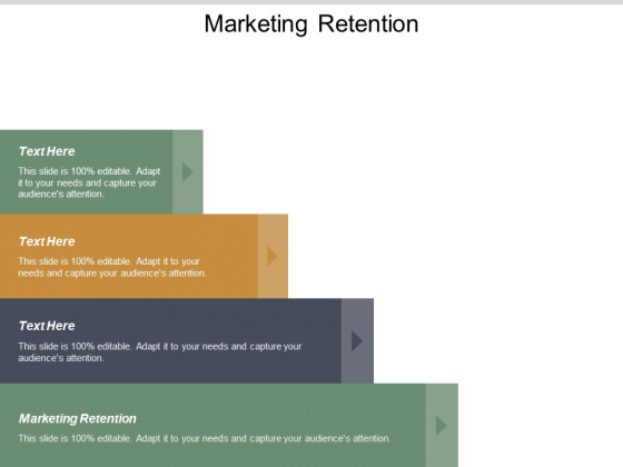 Marketing Retention Ppt PowerPoint Presentation Infographics Clipart Images Cpb
