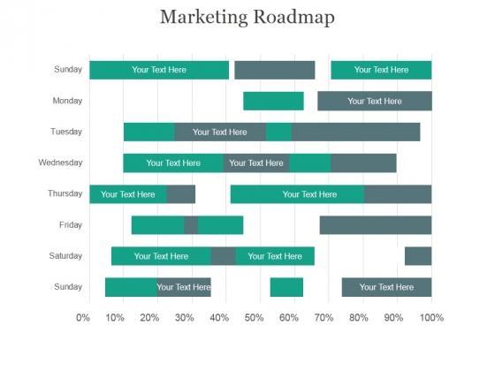 Marketing Roadmap Ppt PowerPoint Presentation Example 2015