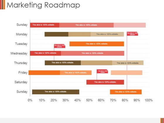 Marketing Roadmap Ppt PowerPoint Presentation Infographic Template Graphics Example