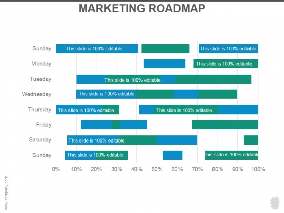 Marketing Roadmap Ppt PowerPoint Presentation Picture