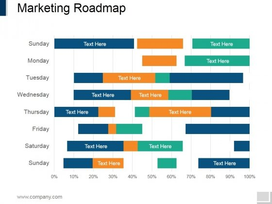 Marketing Roadmap Ppt PowerPoint Presentation Portfolio Ideas