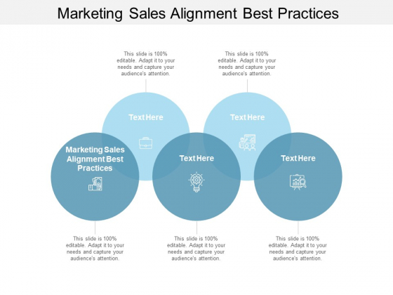 Marketing Sales Alignment Best Practices Ppt PowerPoint Presentation Professional Vector Cpb