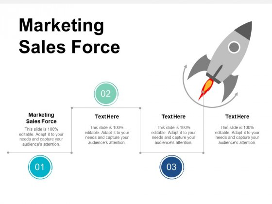 Marketing Sales Force Ppt PowerPoint Presentation Summary Slides Cpb