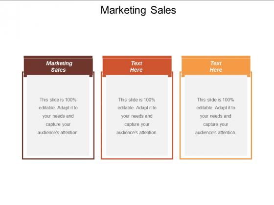 Marketing Sales Ppt Powerpoint Presentation Ideas Inspiration Cpb
