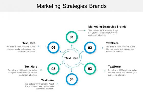 Marketing Strategies Brands Ppt PowerPoint Presentation Visual Aids Inspiration Cpb