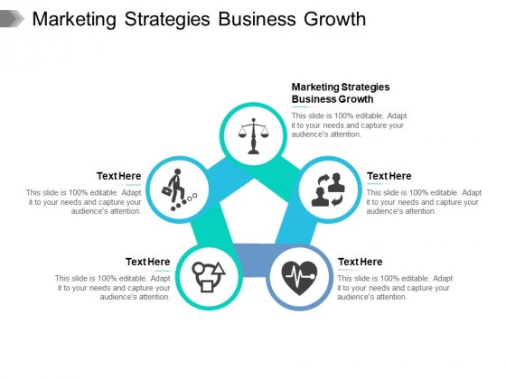 Marketing Strategies Business Growth Ppt PowerPoint Presentation Portfolio Background Images Cpb Pdf