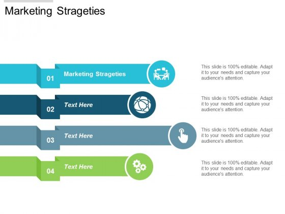 Marketing Strategies Ppt Powerpoint Presentation File Gallery Cpb