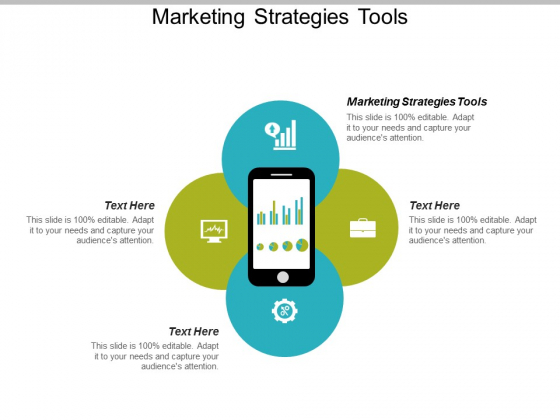Marketing Strategies Tools Ppt Powerpoint Presentation File Vector Cpb