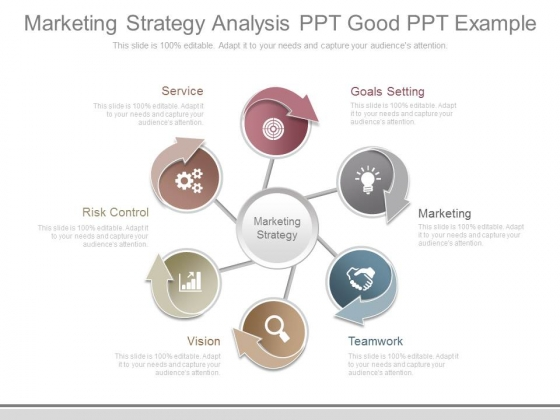Marketing Strategy Analysis Ppt Good Ppt Example