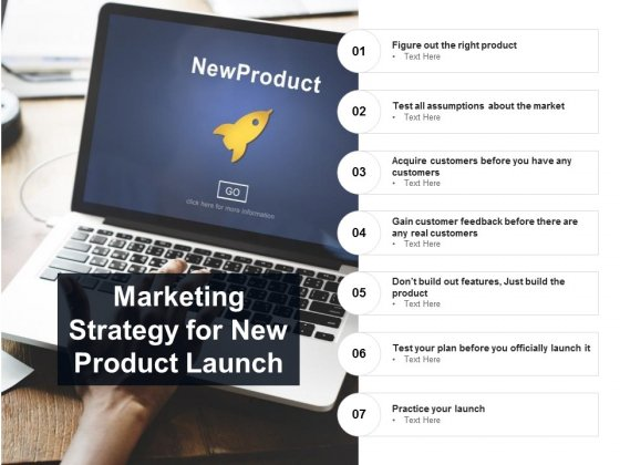 Marketing Strategy For New Product Launch Ppt PowerPoint Presentation Layouts Slide Portrait
