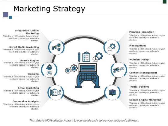 Marketing Strategy Ppt PowerPoint Presentation Model Ideas