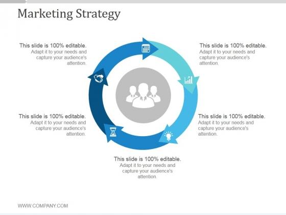 marketing strategy ppt powerpoint presentation show powerpoint