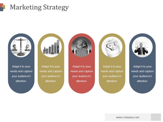 Marketing Strategy Slide Ppt PowerPoint Presentation Picture
