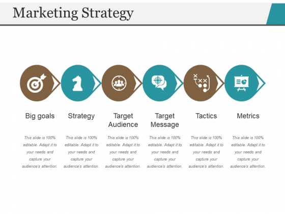 Marketing Strategy Template 2 Ppt PowerPoint Presentation Model Infographics