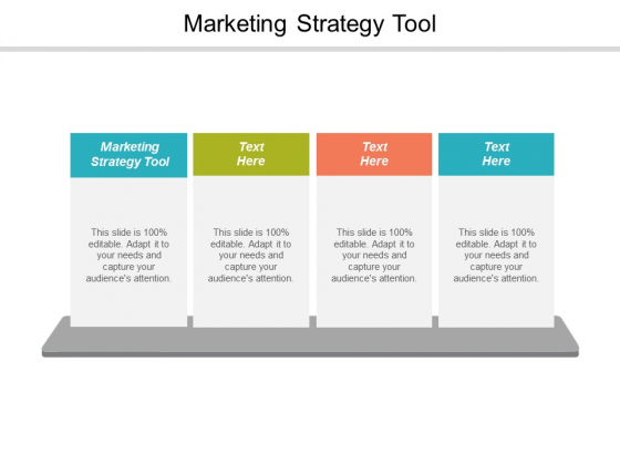 Marketing Strategy Tool Ppt Powerpoint Presentation Portfolio Graphic Images Cpb