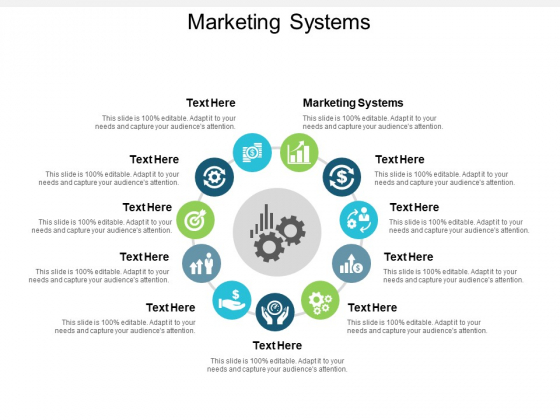 Marketing Systems Ppt PowerPoint Presentation Visual Aids Cpb