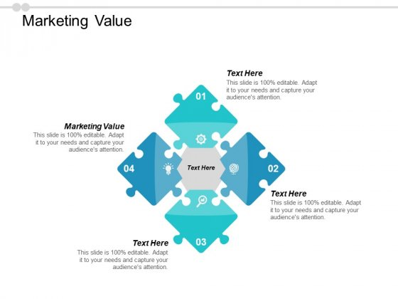 Marketing Value Ppt PowerPoint Presentation Styles Demonstration Cpb
