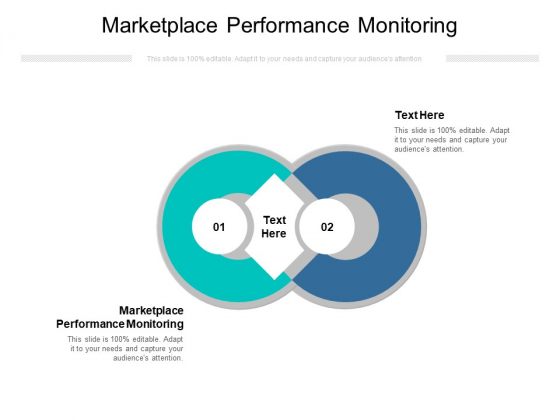 Marketplace Performance Monitoring Ppt PowerPoint Presentation Ideas Graphics Pictures Cpb