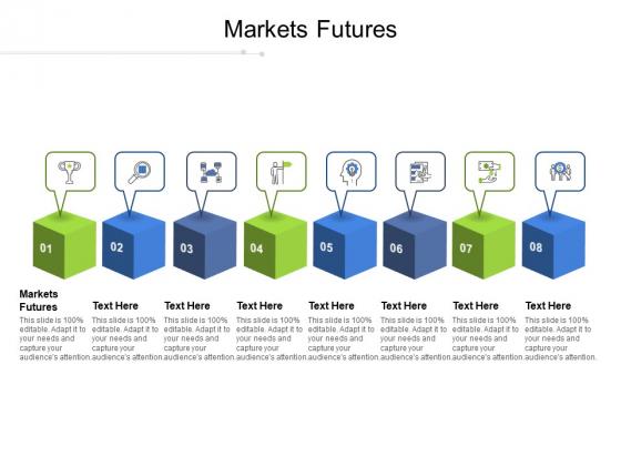Markets Futures Ppt PowerPoint Presentation Inspiration Brochure Cpb Pdf