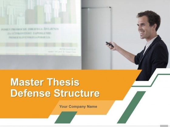 Master Thesis Defense Structure Ppt PowerPoint Presentation Complete Deck With Slides