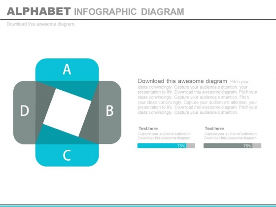 Matrix For Marketing Planning Process Powerpoint Template