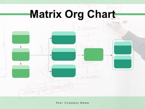 Matrix Org Chart Sales Department Ppt PowerPoint Presentation Complete Deck