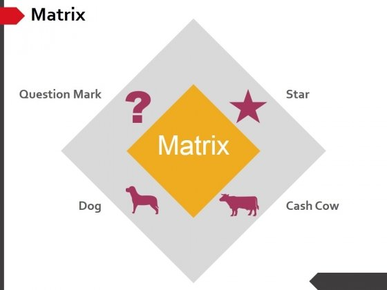 Matrix Ppt PowerPoint Presentation File Professional