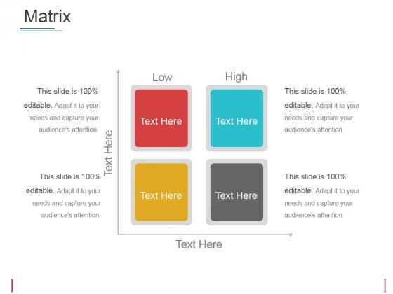 Matrix Ppt PowerPoint Presentation Gallery Background Designs