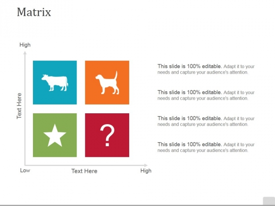 Matrix Ppt PowerPoint Presentation Infographic Template Pictures