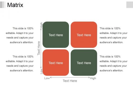 Matrix Ppt PowerPoint Presentation Infographics Model