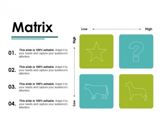 Matrix Ppt PowerPoint Presentation Inspiration Infographic Template