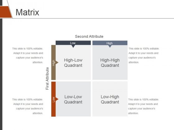 Matrix Ppt PowerPoint Presentation Model Background Images