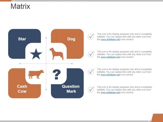 Matrix Ppt PowerPoint Presentation Model Slide Download