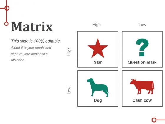 Matrix Ppt PowerPoint Presentation Professional Graphics