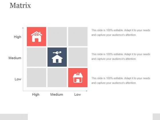 Matrix Template 1 Ppt PowerPoint Presentation Design Templates