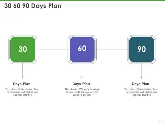 Maven Getting Started Guide 30 60 90 Days Plan Ppt PowerPoint Presentation Slides Inspiration PDF