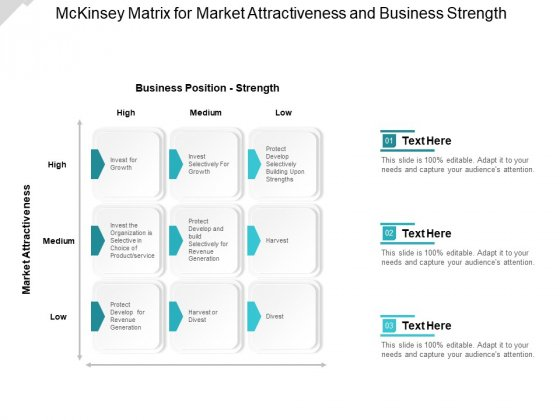 Mckinsey_Matrix_For_Market_Attractiveness_And_Business_Strength_Ppt_PowerPoint_Presentation_Inspiration_Example_File_Slide_1