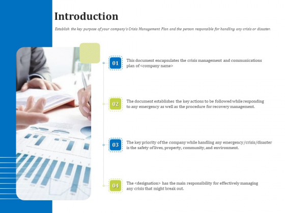 Means Of Communication During Disaster Management Introduction Ppt Inspiration Background PDF
