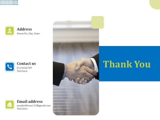 Means Of Communication During Disaster Management Thank You Ppt PowerPoint Presentation Show Example PDF