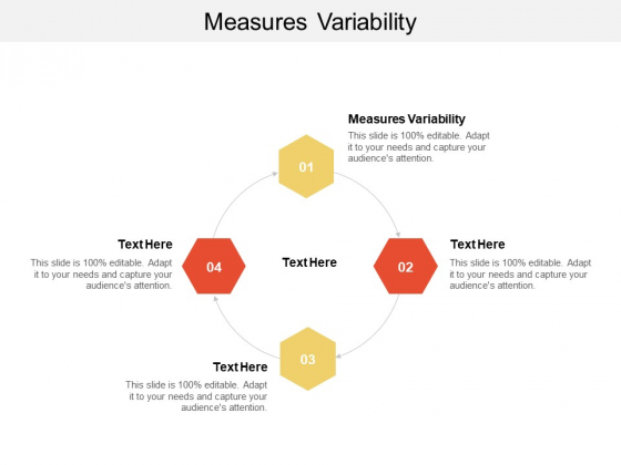 Measures Variability Ppt PowerPoint Presentation Pictures Maker Cpb