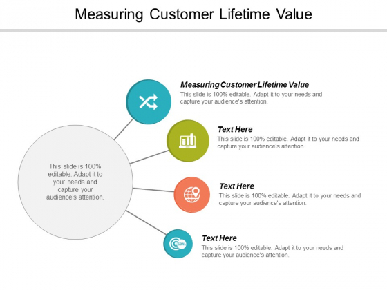 Measuring Customer Lifetime Value Ppt Powerpoint Presentation Layouts Microsoft Cpb