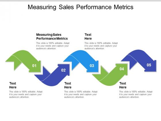 Measuring Sales Performance Metrics Ppt PowerPoint Presentation Summary Slideshow Cpb Pdf