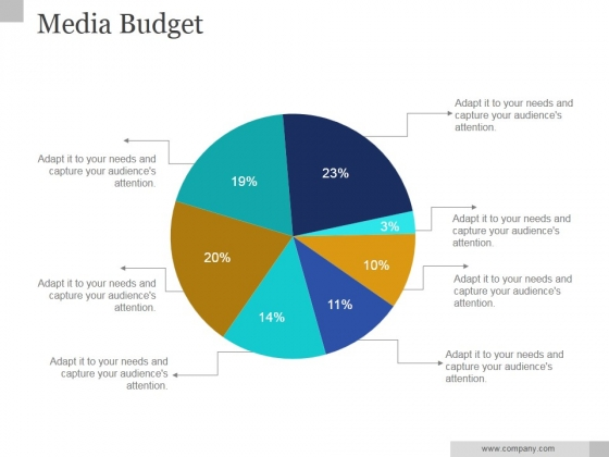Media Budget Ppt PowerPoint Presentation Example