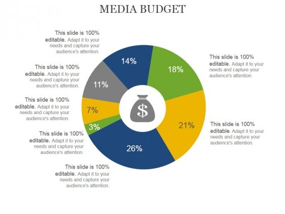 Media Budget Ppt PowerPoint Presentation Styles Ideas