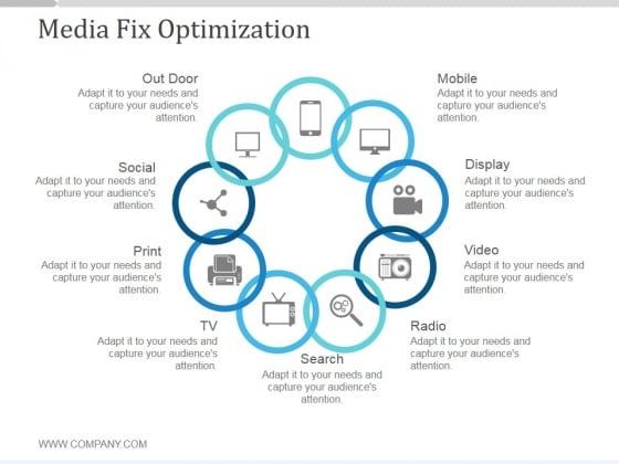 Media Fix Optimization Ppt PowerPoint Presentation Summary