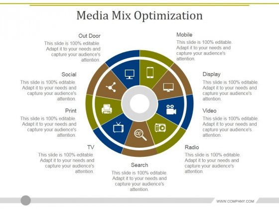 Media_Mix_Optimization_Ppt_PowerPoint_Presentation_Summary_Graphics_Slide_1