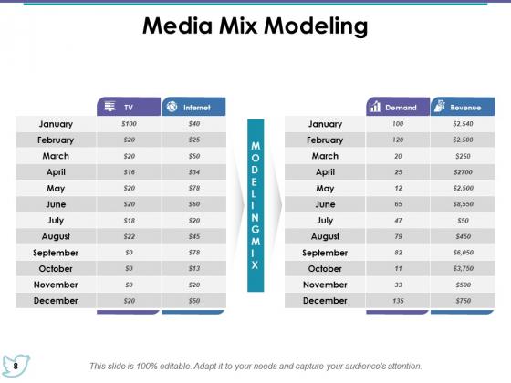 Media_Mix_Ppt_PowerPoint_Presentation_Complete_Deck_With_Slides_Slide_8